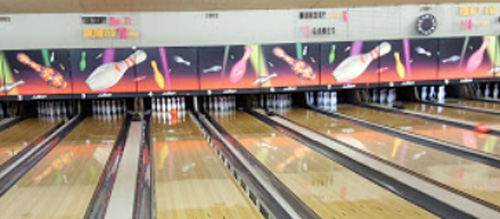 bowling lanes